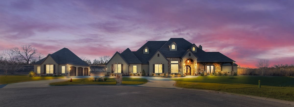Signature Series: Modified Salem Custom Home